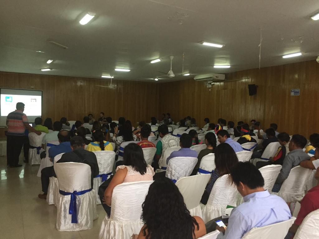 Foro público y presentación de libro en Pucallpa