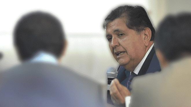 """García: """"Si no me vendí por millones, ¿por qué me vendería por US$70 mil?"""" (La República)"""