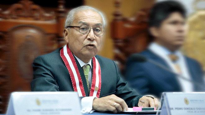 """Rivera: """"Chávarry es uno de los sospechosos de filtrar acuerdo con Odebrecht"""""""