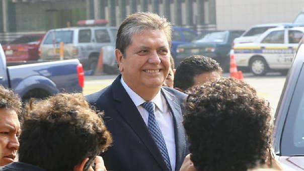 José Spinola indicó que Odebrecht ordenó pago a Alan García por conferencia, según IDL-Reporteros (RPP)