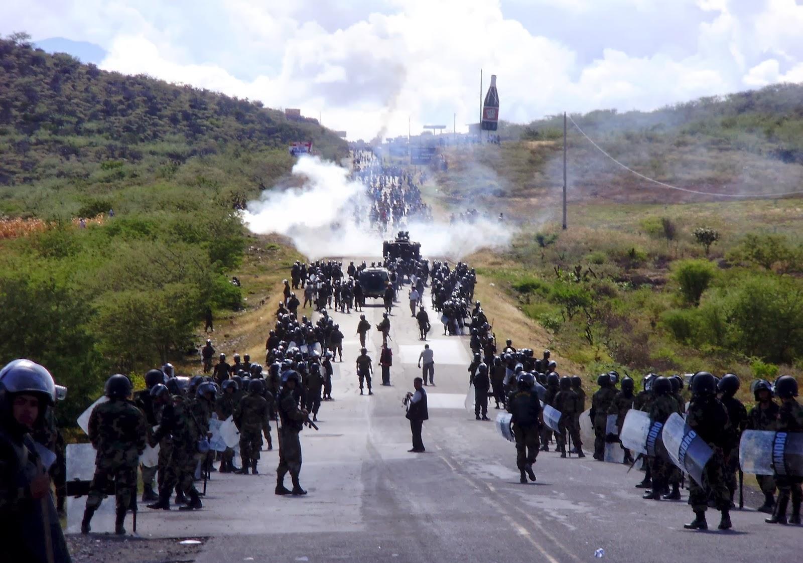 El test de proporcionalidad como herramienta para analizar la constitucionalidad de las medidas de fuerzas en contexto de protestas sociales[1]
