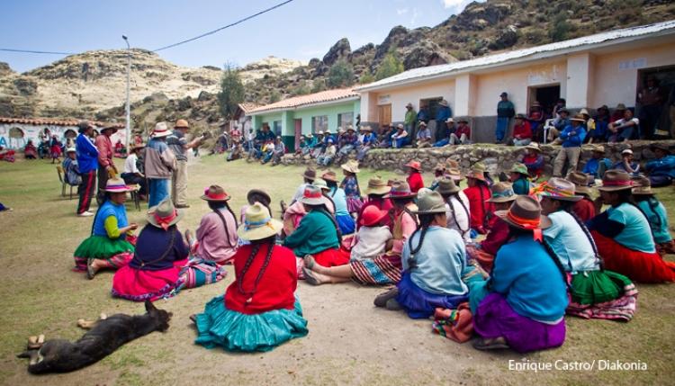 ¿Sirve el Tribunal Constitucional para proteger derechos de las comunidades campesinas de Puno?