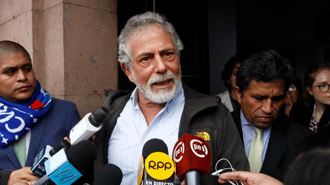 Simpatizantes del fujimorismo anunciaron plantón contra Gustavo Gorriti (La República)