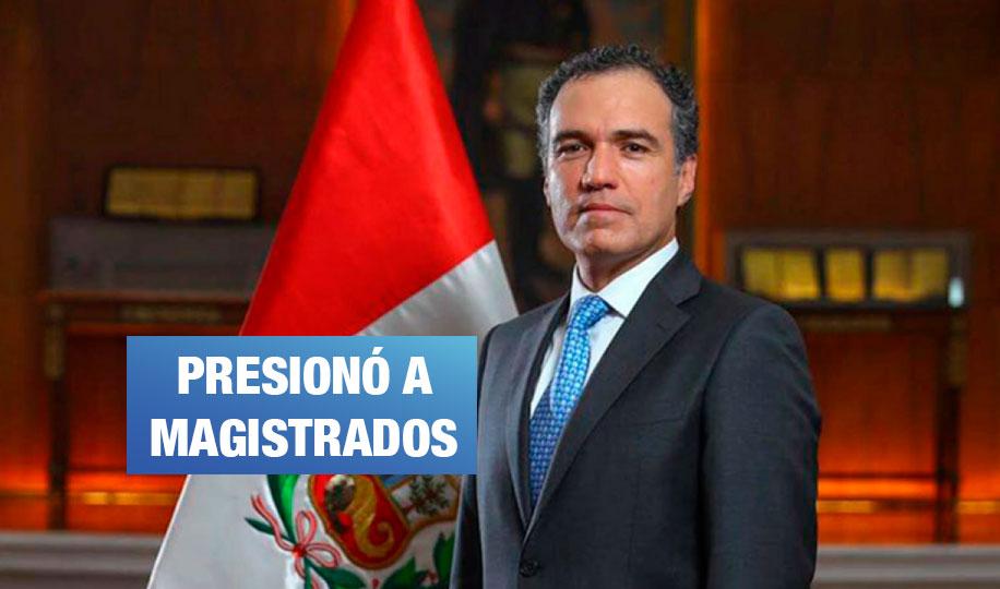 Salvador del Solar intentó favorecer a mineras cuando asumía Ministerio de Cultura (Wayka.pe)