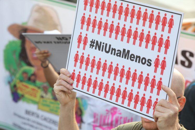Cifras escalofriantes de feminicidio