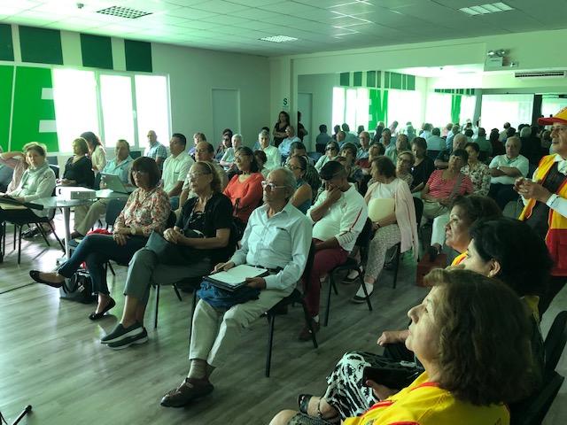 IDL-SC participa en evento sobre seguridad ciudadana en San Isidro