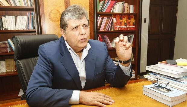 Odebrecht: Alan García y los hitos de su investigación por la conferencia en Brasil (El Comercio)