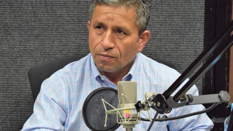 """Carlos Rivera: """"A Toledo le picaba la mano por gastar y ahí se puso en evidencia"""" (Radio Nacional)"""
