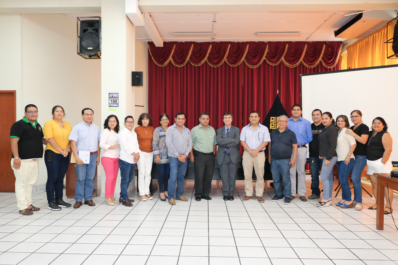 Justicia Viva capacitó a jueces de Loreto en temas de transparencia e independencia en el sistema de justicia