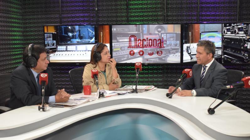 """Carlos Rivera: """"Maiman se acomodó a un procedimiento de Odebretch"""" (Radio Nacional)"""
