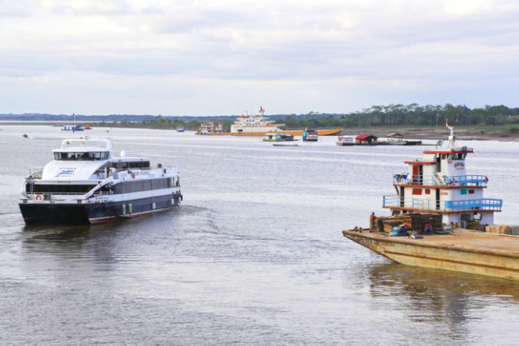 El Proyecto Hidrovía Amazónica sigue en marcha sin evaluación certera de sus impactos ambientales