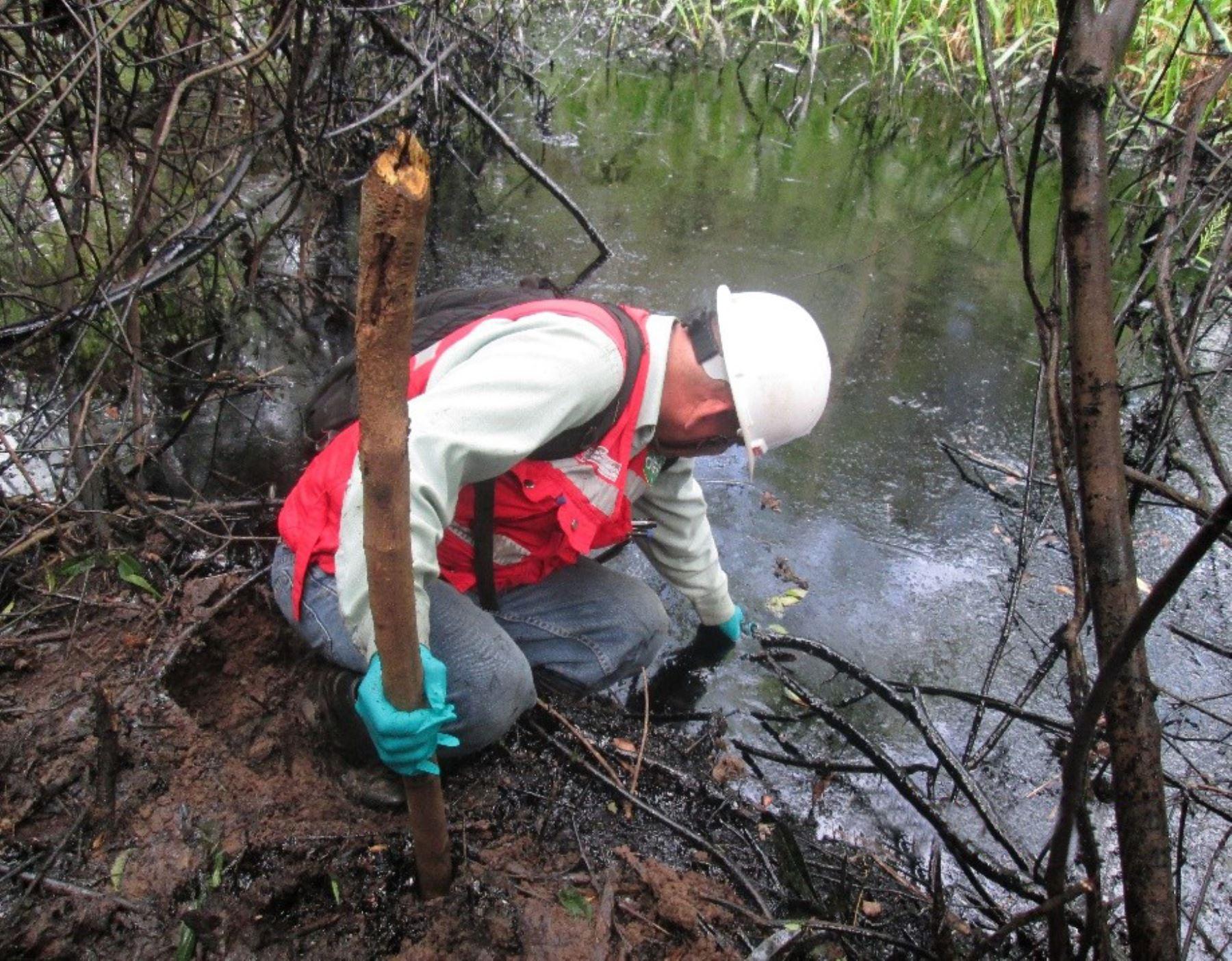 Petroperú contradice todas las resoluciones sobre su responsabilidad por el derrame en Cuninico- Loreto
