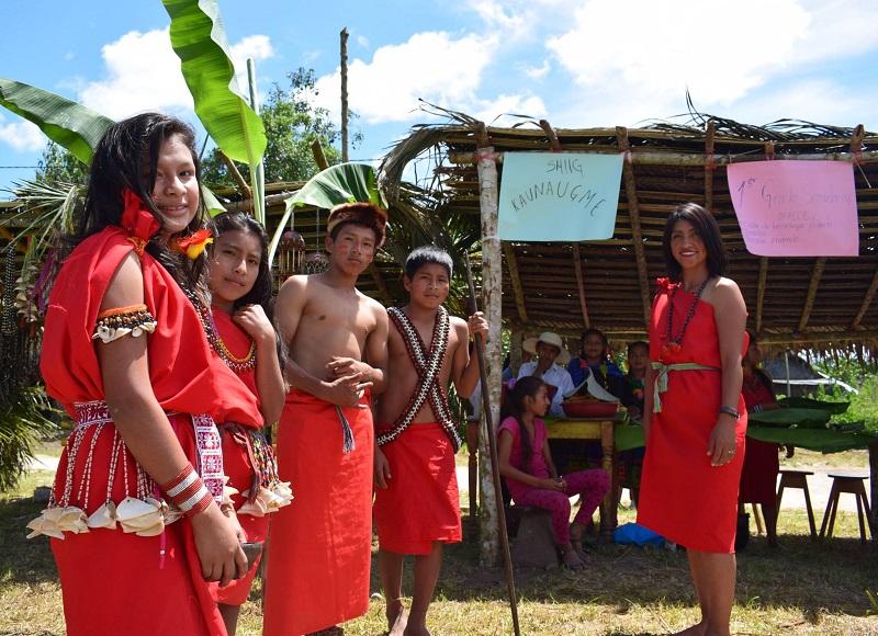 Hacia una soberanía del territorio Tajimat Awajún