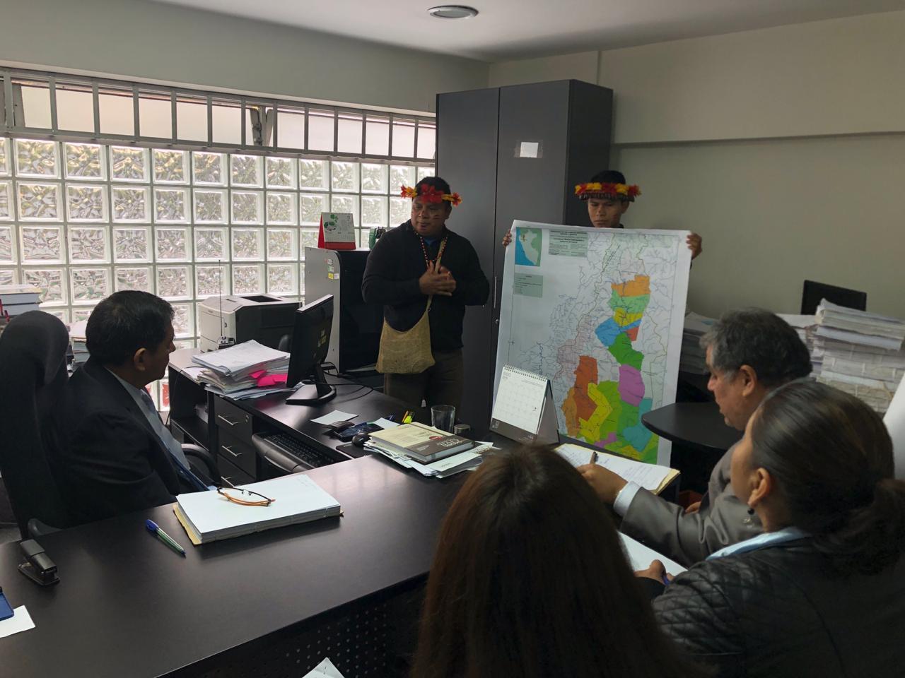 """Zebelio Kayap: """"El Estado no cumplió con el acuerdo y recortó la extensión del Parque Nacional para concesiones mineras"""""""