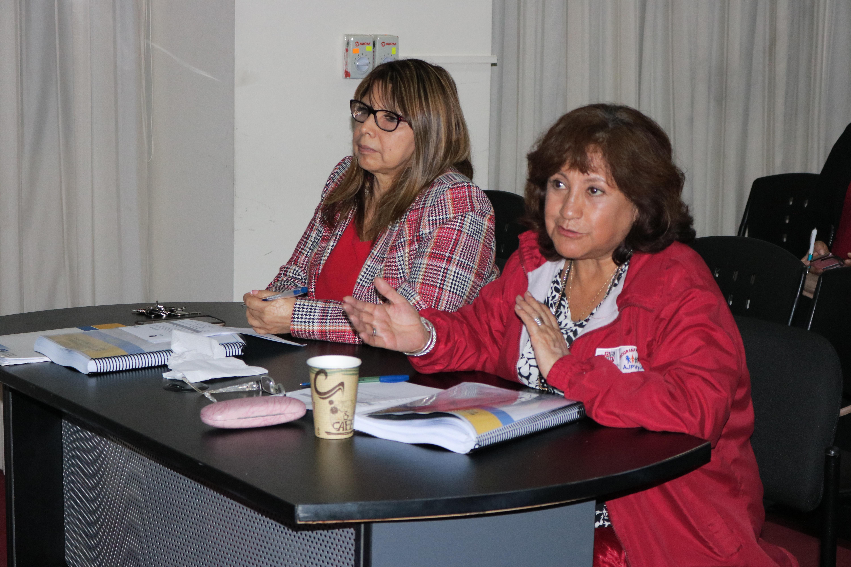 Justicia Viva culminó la tercera jornada de capacitación en la Corte de Lima Norte