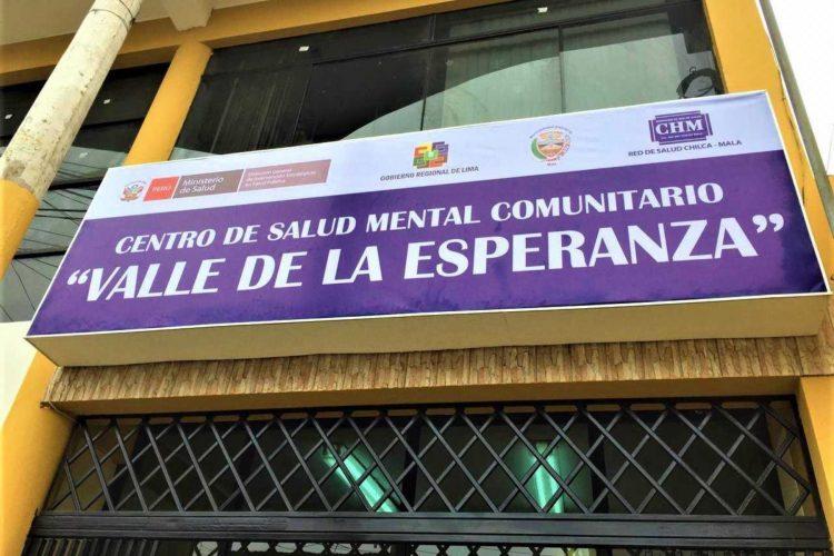Descentralización de la salud mental: centros comunitarios en los distritos