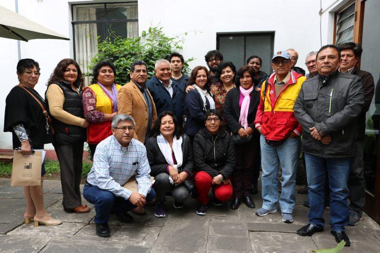 Dirigentes de juntas vecinales de Lima reflexionan sobre programa Barrio Seguro y el aumento de la criminalidad