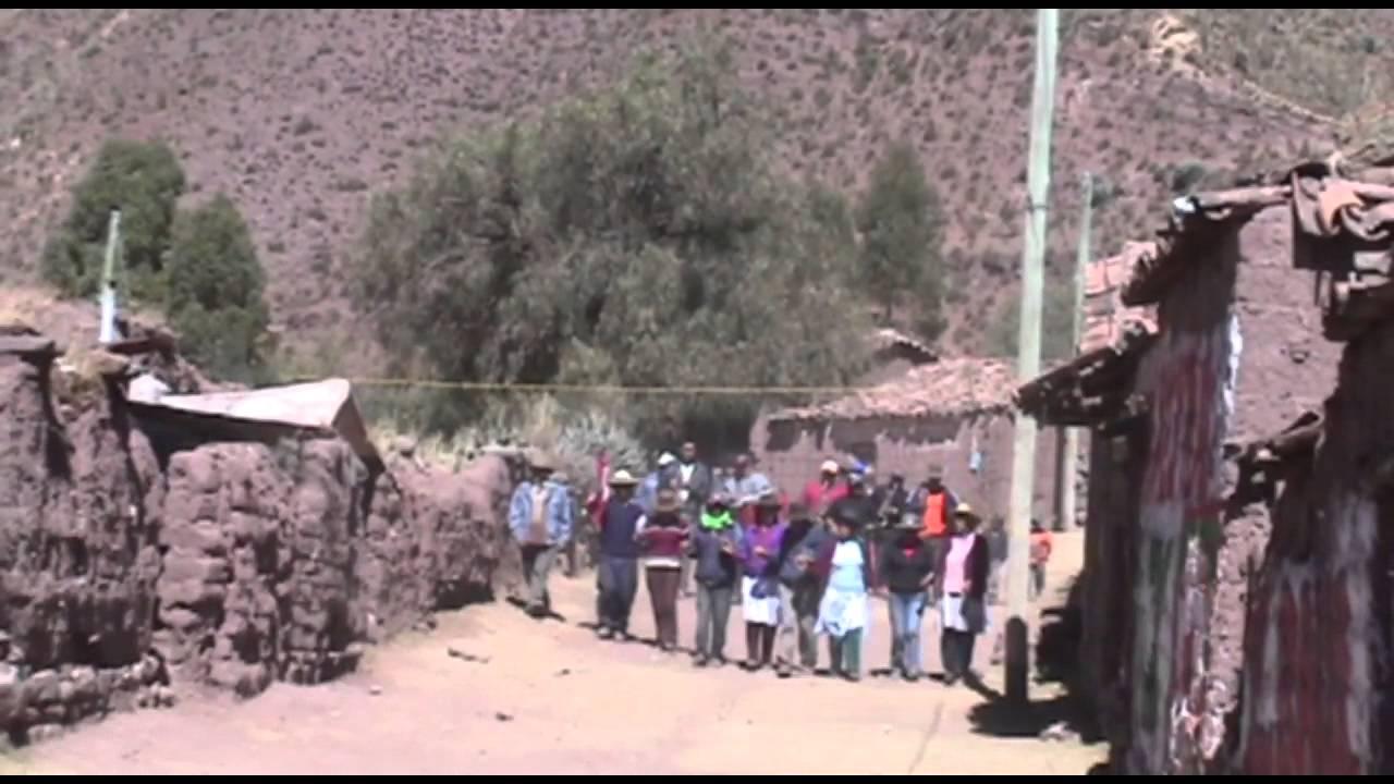 Condenan por secuestro a líderes de la comunidad campesina de Urancancha-Ayacucho