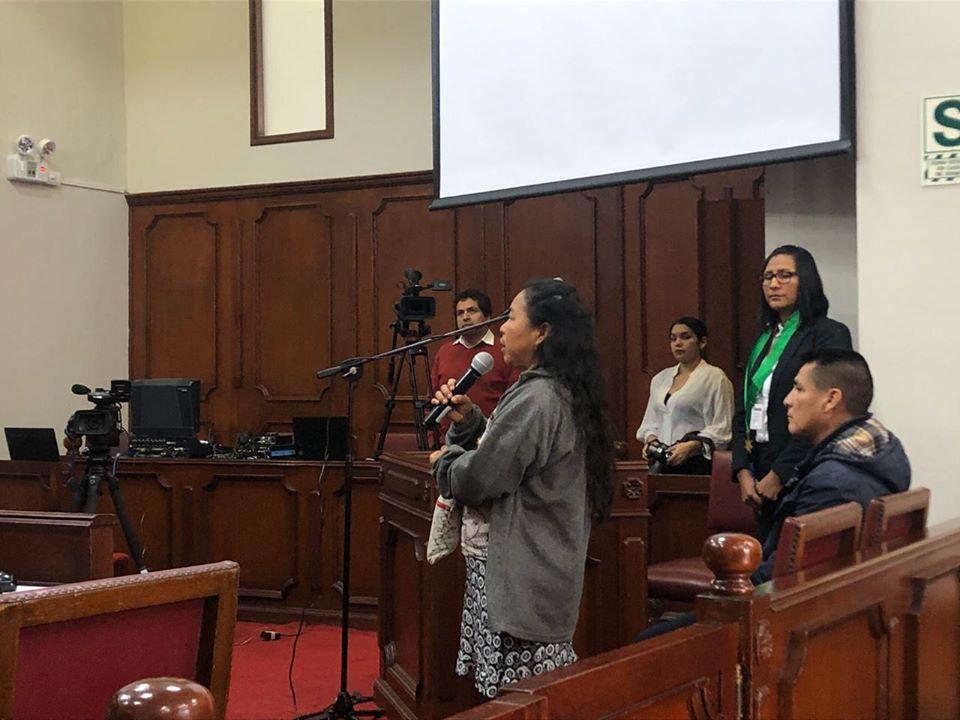 Audiencia del TC para ver reparación de Petroperú a comunidades afectadas por derrame en Cuninico