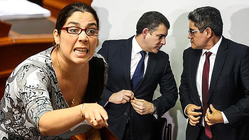Keiko y FP no se detendrán hasta tumbarse a fiscales Vela y Pérez (Crónica Viva)
