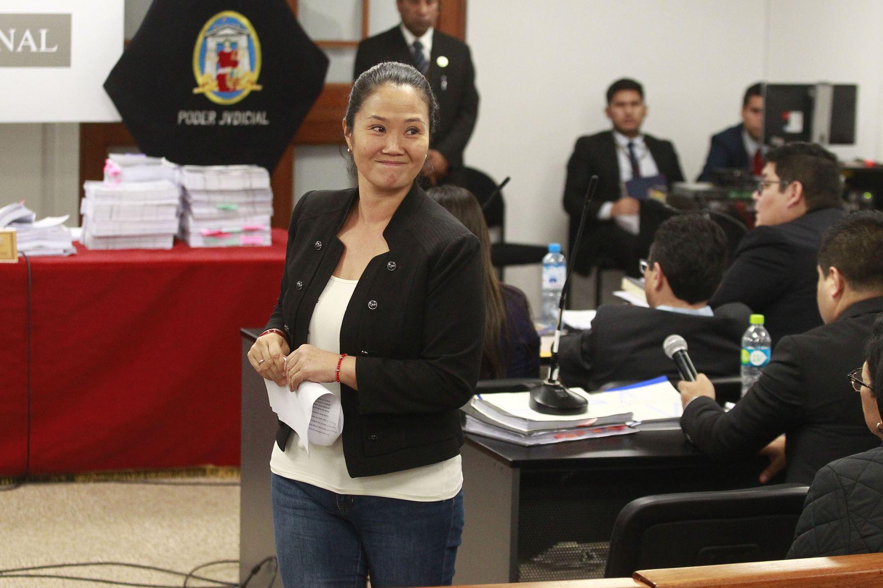 Justicia con nombre propio: un análisis de la sentencia del TC en el caso Keiko Fujimori