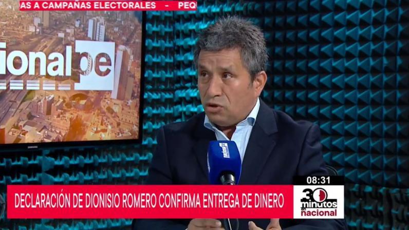 """Carlos Rivera: """"Hay una fractura entre los grupos de poder y los partidos políticos"""" (Radio Nacional)"""