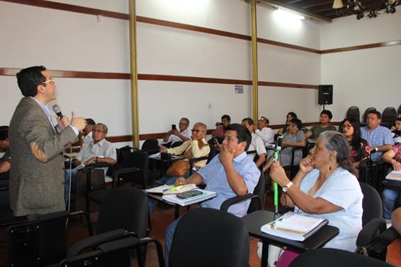 Justicia Viva culminó el ciclo de talleres en Ica