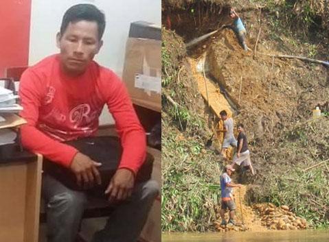 Muere dirigente de comunidad nativa a causa de la minería ilegal