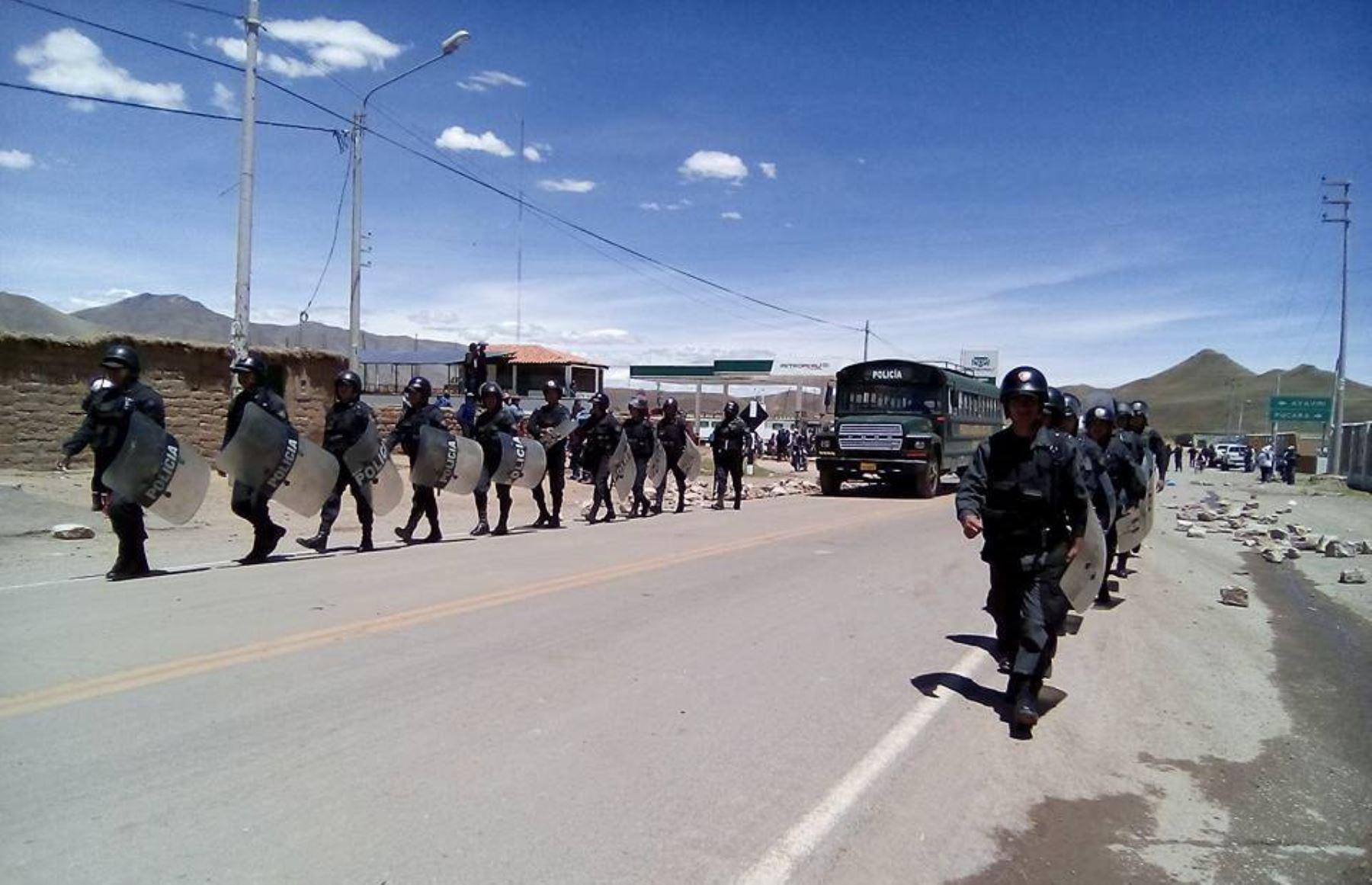 ¿Quién afecta el ordeno interno en Chumbivilcas? Un análisis del reciente estado de emergencia decretado contra las comunidades campesinas
