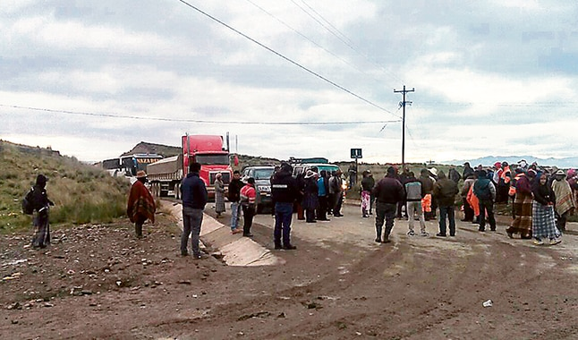 ¿Quién afecta el orden interno en Chumbivilcas? Una crítica al reciente estado de emergencia decretado en el sur andino