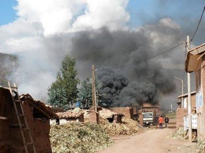 El porqué de la demanda contra las ladrilleras informales del Cusco