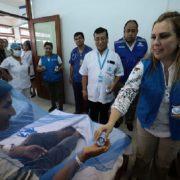 ¿Y el plan de salud para las comunidades indígenas de la Amazonía?