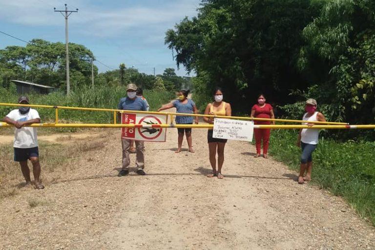 ¿Tienen derecho los pueblos indígenas a cerrar sus territorios y a detener y sancionar a los que ingresen sin permiso?