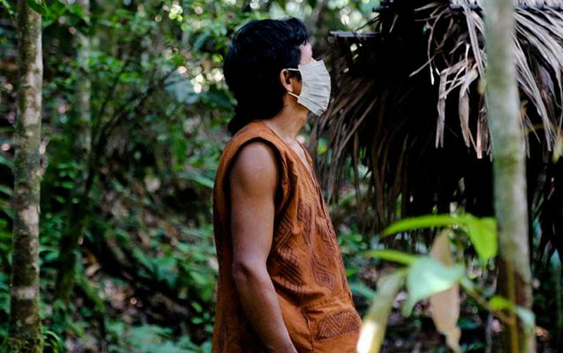 Especialista demanda acción urgente del Gobierno para frenar la pandemia en comunidades indígenas