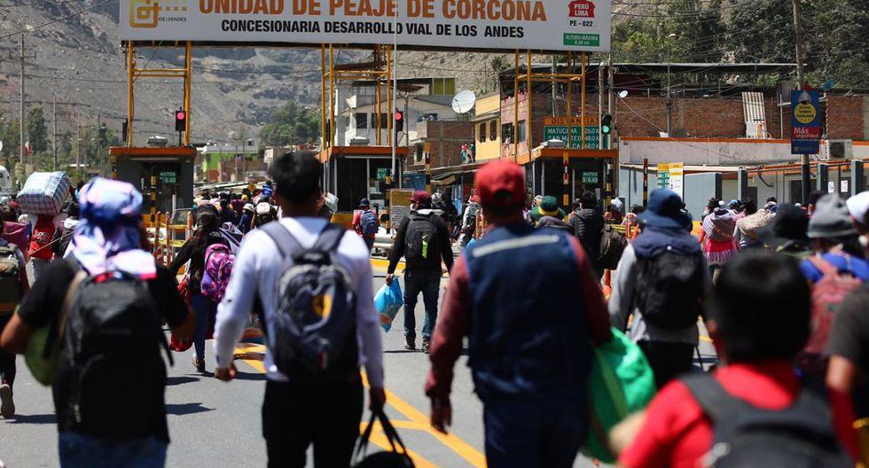Ley de desplazados debe aplicarse a los retornantes