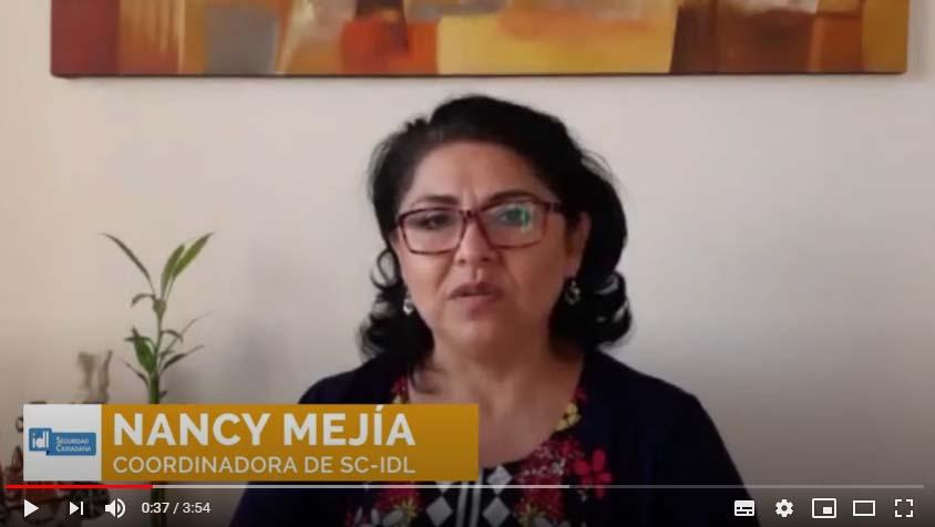 Vídeo de presentación: A un año del Bicentenario, desafíos pendientes en seguridad ciudadana