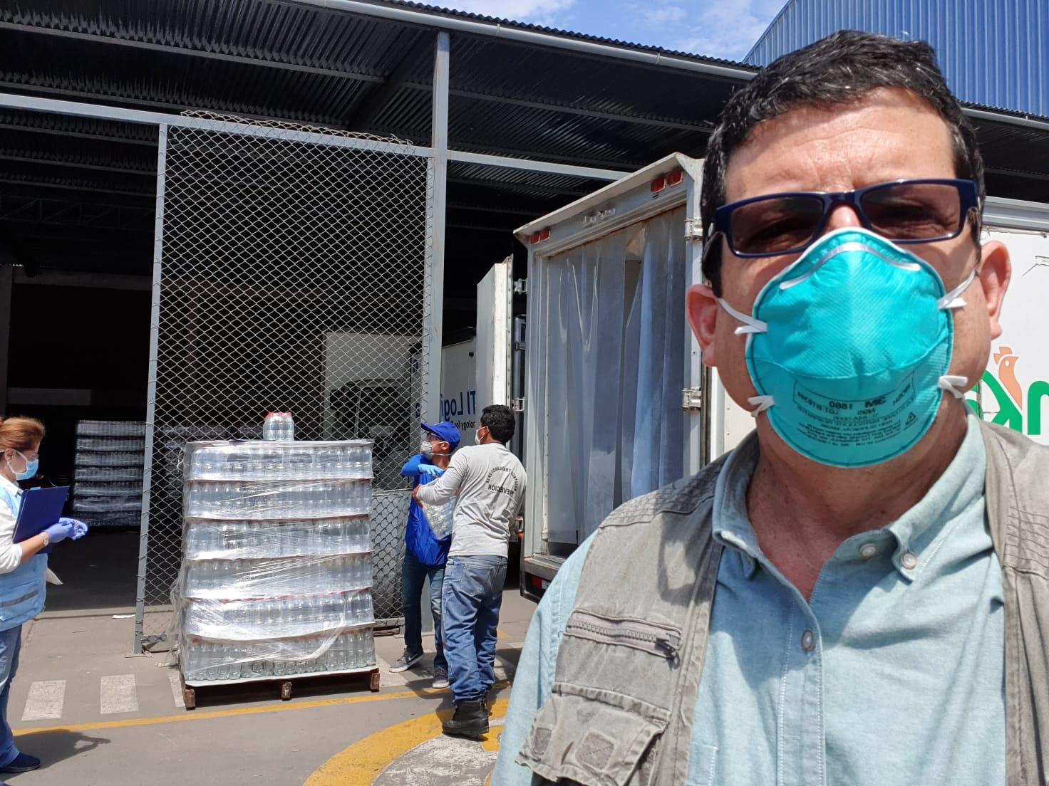 """Jorge Baca, jefe de misión de la OIM: """"El bono universal debe incluir a toda la población vulnerable"""""""