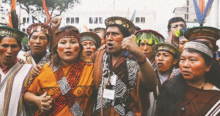 Pueblos indígenas le ganan batalla judicial al Estado por defensa de sus territorios