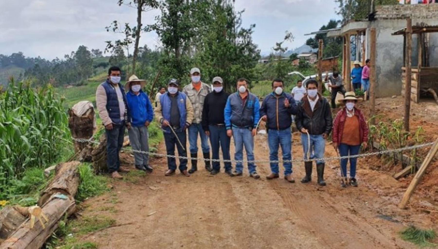 Historias de ronderos: ¿cómo se protegen de la pandemia las comunidades rurales del Perú?