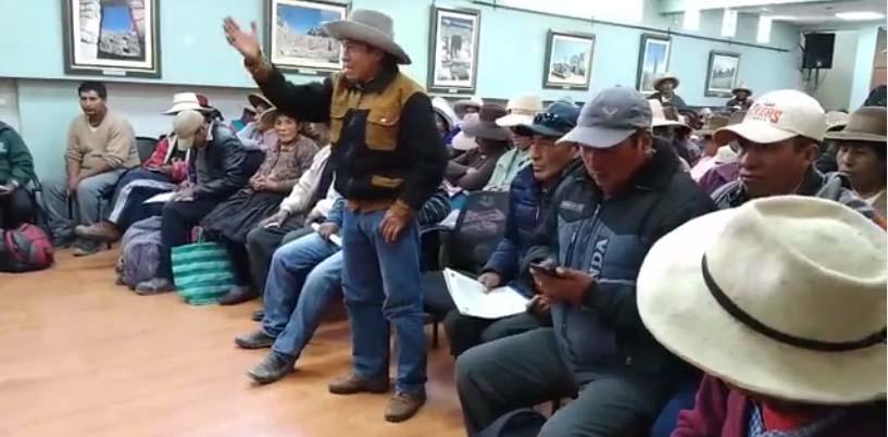 Jueces de Cusco criminalizan la justicia comunal