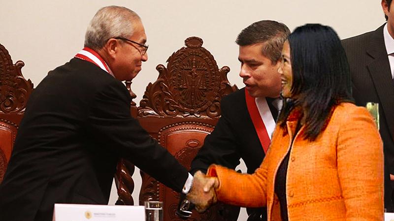 Abogado de Chávarry integra Subcomisión de Acusaciones Constitucionales del Congreso