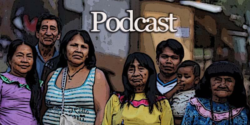 Podcast. La historia del pueblo shipibo que demandó al Estado