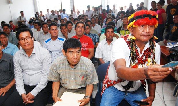 Demanda pendiente en Tribunal Constitucional por falta de intérpretes en juicios de indígenas procesados
