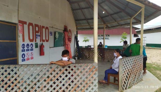 Ucayali: 90% de trabajadores de una empresa de palma dieron positivo a COVID-19