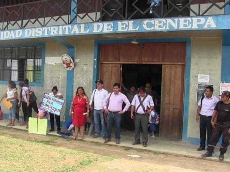 Contagios y muertes por Covid-19 en comunidades awajun que participaron en Baguazo