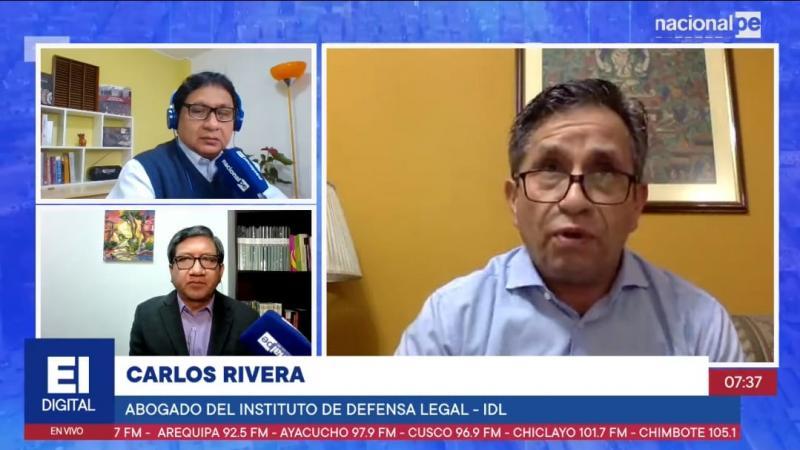 """Investigación preliminar del caso """"No a la Revocatoria"""" puede ampliarse a 16 meses"""