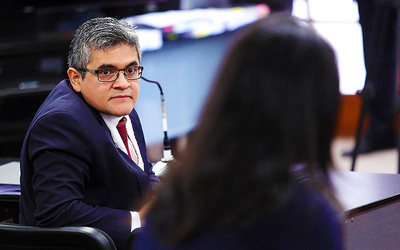 Pedido de José Domingo Pérez respecto a Fuerza Popular es perfectamente legal