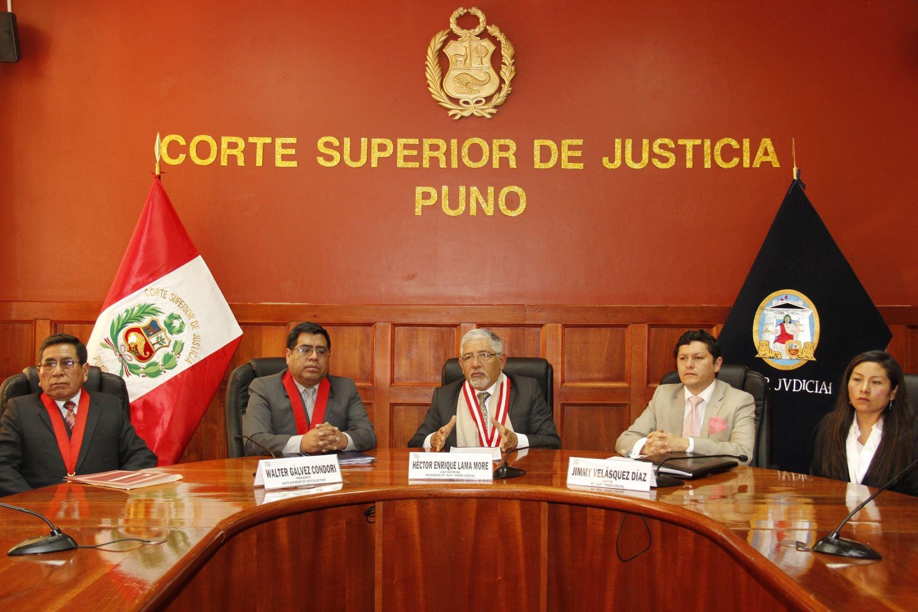 Corte de Puno fija audiencia virtual por demanda de cumplimiento contra el Congreso