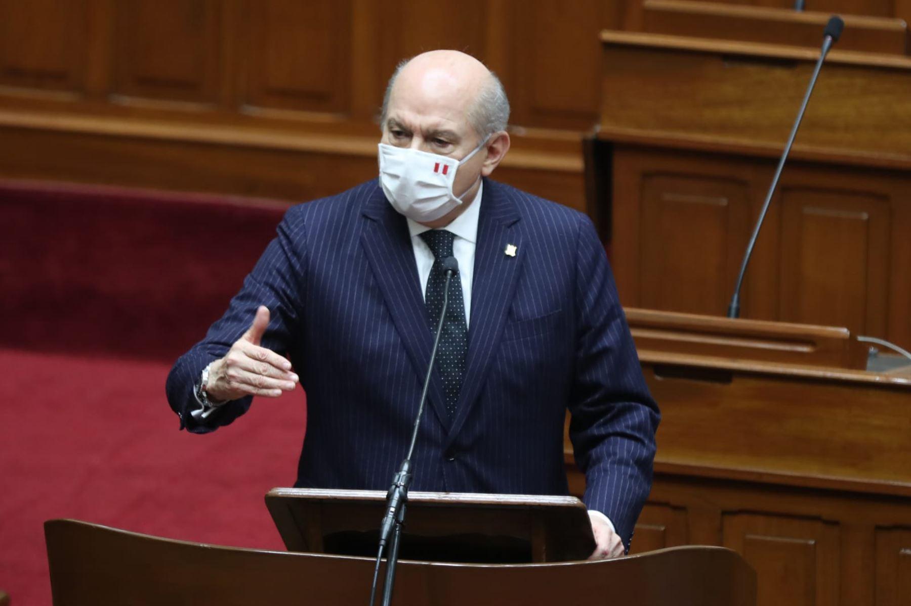La elección fallida: el discurso del caído premier Cateriano sobre la seguridad ciudadana