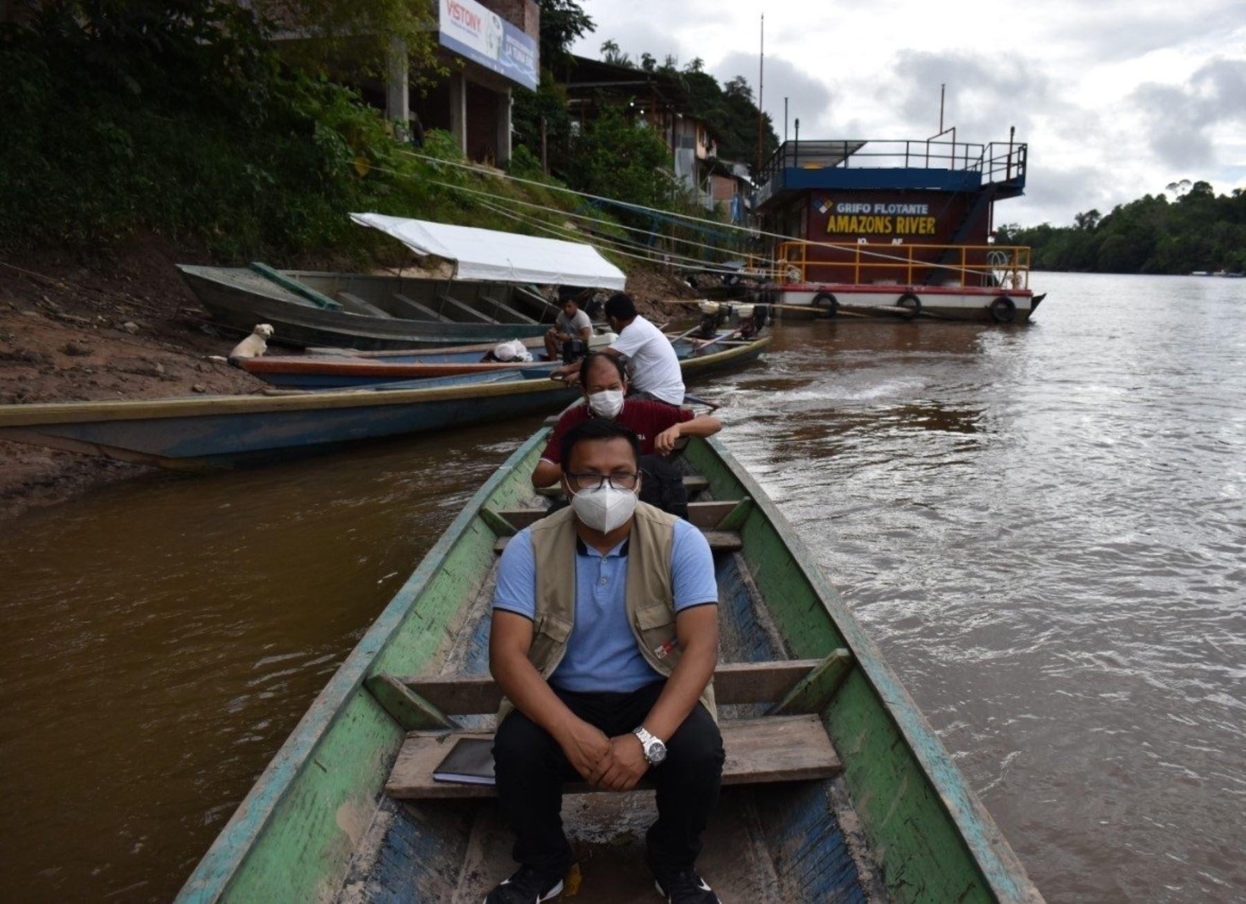 Gobierno Regional de Amazonas discrimina a los indígenas en la lucha contra la Covid 19
